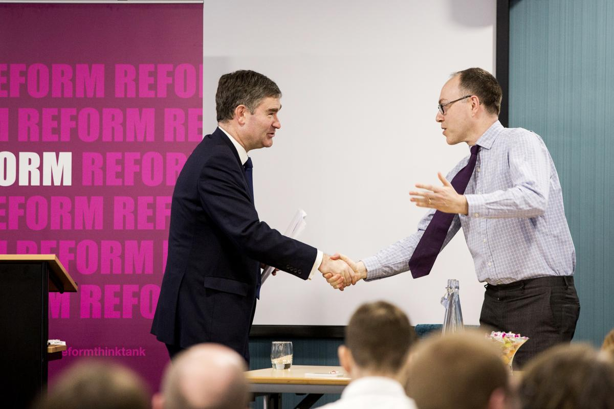 Rt Hon David Gauke and Andrew Haldenby, Reform