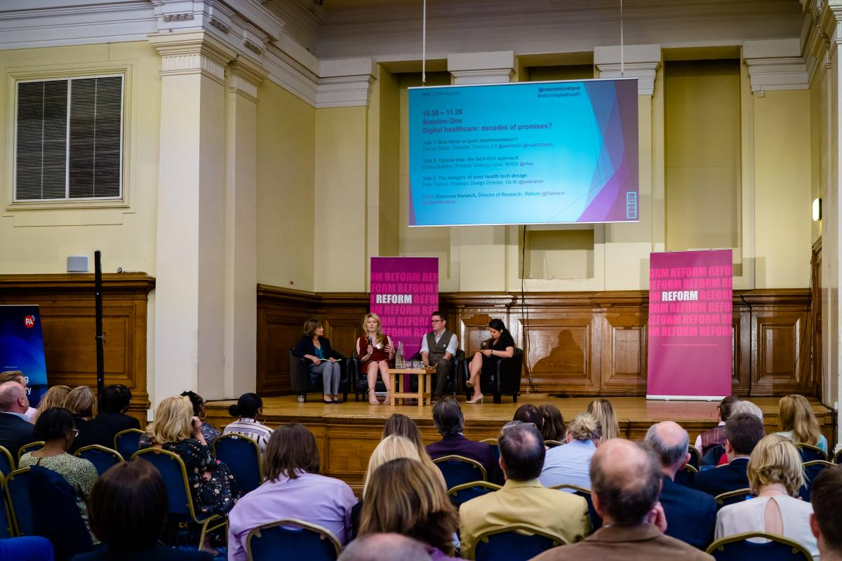 Health Conference: Unlocking the promise of digital health | Reform